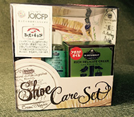 Shoe Care Set「Rich CUBE」
