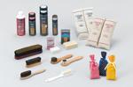 スエード用 保革・防水・汚れ落とし・ ブラシ/除湿乾燥剤
