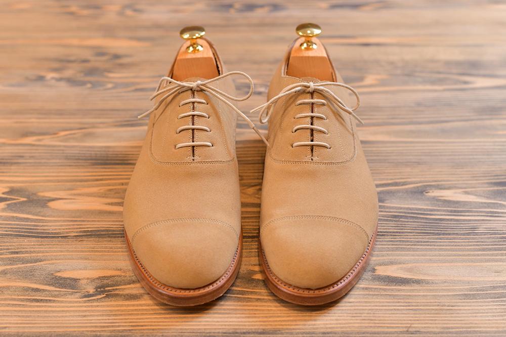 スエード(スゥエード)・ヌバック・ベロアなど起毛皮革靴のお手入れ方法