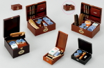 シューケアセット 木箱
