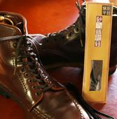 紗乃織靴紐 組紐蝋平(ろう平)