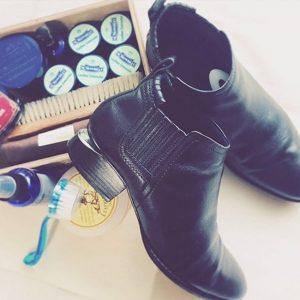 靴磨き自慢キャンペーン2017