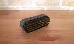 靴磨き新製品のイメージ